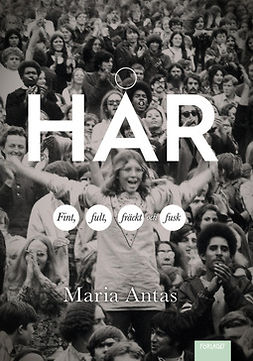 Antas, Maria - Hår, ebook