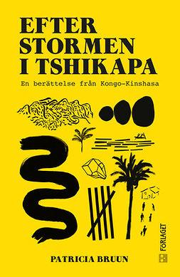 Bruun, Patricia - Efter stormen i Tshikapa, ebook