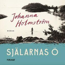 Holmström, Johanna - Själarnas ö, äänikirja