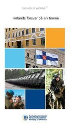 Iivonen, Jyrki - Finlands försvar på en timme, ebook
