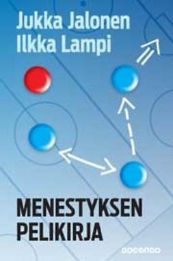 Jalonen, Jukka - Menestyksen pelikirja, e-kirja