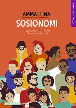 Mäkinen, Päivi - Ammattina sosionomi, e-bok