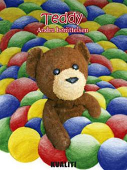 Kotokorpi, Anne - Teddy – andra berättelsen, e-kirja
