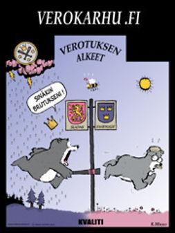 Kunnas, Mikko - Verokarhu.fi – Verotuksen alkeet, e-kirja