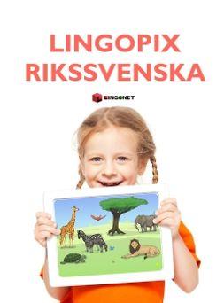 LingoPix Rikssvenska