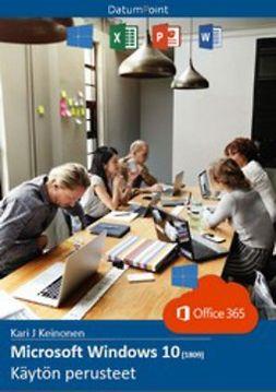 Windows 10 (1809) - Käytön perusteet