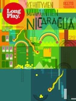 Nousiainen, Reetta - Kehittyvien maakuntien Nicaragua, e-kirja