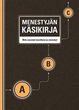 Fagerström, Rita - Menestyjän käsikirja, ebook