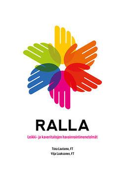 Lautamo, Tiina - RALLA Leikki- ja kaveritaitojen havainnointimenetelmät, e-kirja