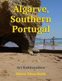 Algarve, Southern Portugal