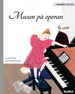 Pere, Tuula - Musen på operan, ebook