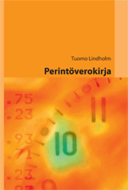 Lindholm, Tuomo - Perintöverokirja, e-kirja