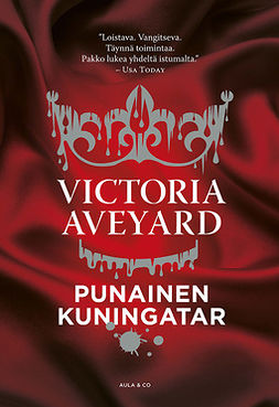 Aveyard, Victoria - Punainen kuningatar, ebook