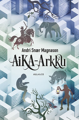 Magnason, Andri Snaer - Aika-arkku, e-kirja