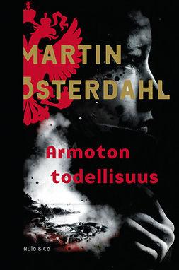 Österdahl, Martin - Armoton todellisuus, e-kirja