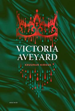 Aveyard, Victoria - Kruunun kirous, e-bok