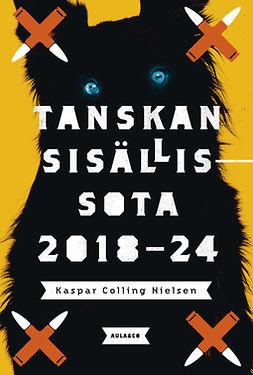 Nielsen, Kaspar Colling - Tanskan sisällissota 2018–24, e-kirja