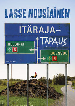 Nousiainen, Lasse - Itärajatapaus, e-bok