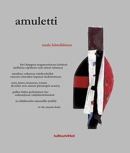 Hämäläinen, Tuula - Amuletti, e-kirja