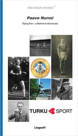 Lipasti, Roope - Paavo Nurmi: Flying Finn – a Lifetime in One Hour, ebook