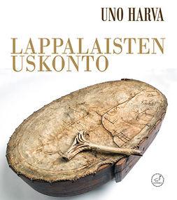 Harva, Uno - Lappalaisten uskonto, e-kirja