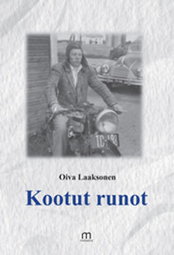 Laaksonen, Oiva - Kootut runot, e-kirja
