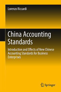 Riccardi, Lorenzo - China Accounting Standards, ebook