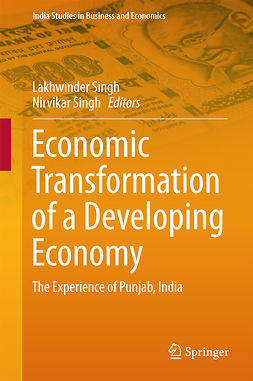 Singh, Lakhwinder - Economic Transformation of a Developing Economy, e-kirja