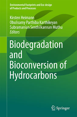 Heimann, Kirsten - Biodegradation and Bioconversion of Hydrocarbons, ebook