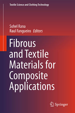 Fangueiro, Raul - Fibrous and Textile Materials for Composite Applications, e-kirja