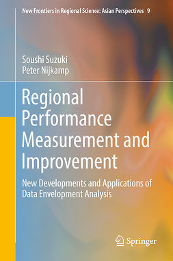 Nijkamp, Peter - Regional Performance Measurement and Improvement, ebook