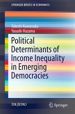 Hazama, Yasushi - Political Determinants of Income Inequality in Emerging Democracies, ebook