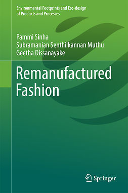 Dissanayake, Geetha - Remanufactured Fashion, ebook