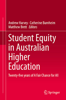 Brett, Matthew - Student Equity in Australian Higher Education, ebook