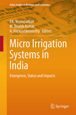 Kumar, M. Dinesh - Micro Irrigation Systems in India, ebook