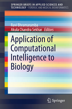 Bhramaramba, Ravi - Application of Computational Intelligence to Biology, ebook