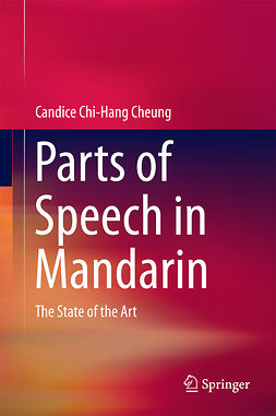 Cheung, Candice Chi-Hang - Parts of Speech in Mandarin, ebook