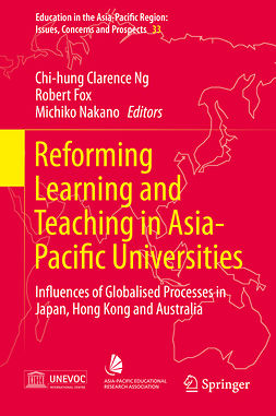 Fox, Robert - Reforming Learning and Teaching in Asia-Pacific Universities, e-kirja