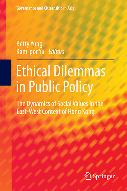 Por, Yu Kam - Ethical Dilemmas in Public Policy, e-kirja