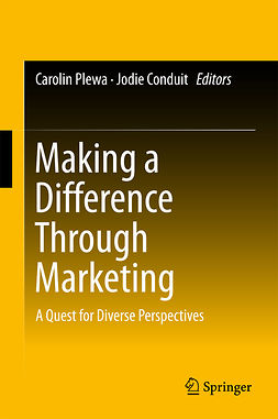 Conduit, Jodie - Making a Difference Through Marketing, ebook