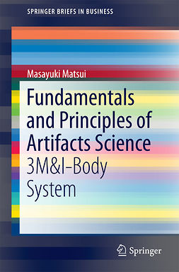 Matsui, Masayuki - Fundamentals and Principles of Artifacts Science, ebook