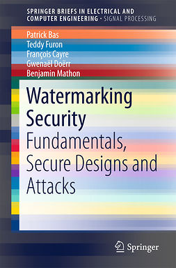 Bas, Patrick - Watermarking Security, ebook