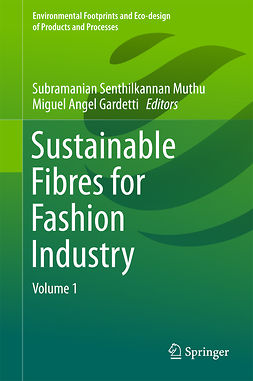 Gardetti, Miguel Angel - Sustainable Fibres for Fashion Industry, ebook