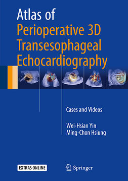 Hsiung, Ming-Chon - Atlas of Perioperative 3D Transesophageal Echocardiography, ebook