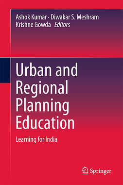 Gowda, Krishne - Urban and Regional Planning Education, e-kirja