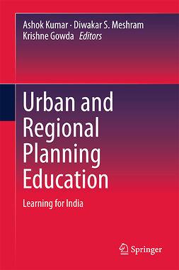 Gowda, Krishne - Urban and Regional Planning Education, ebook