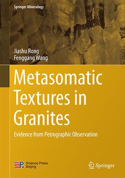 Rong, Jiashu - Metasomatic Textures in Granites, ebook