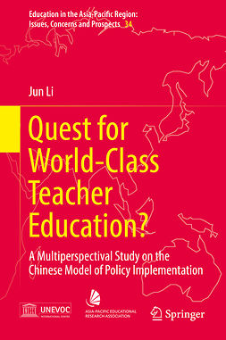 Li, Jun - Quest for World-Class Teacher Education?, ebook
