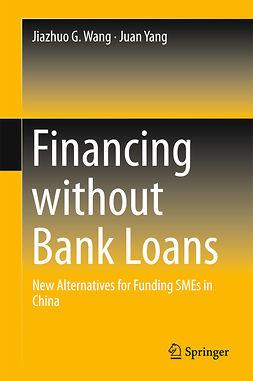 Wang, Jiazhuo G. - Financing without Bank Loans, e-kirja