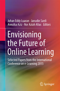 Alias, Nor Aziah - Envisioning the Future of Online Learning, e-kirja